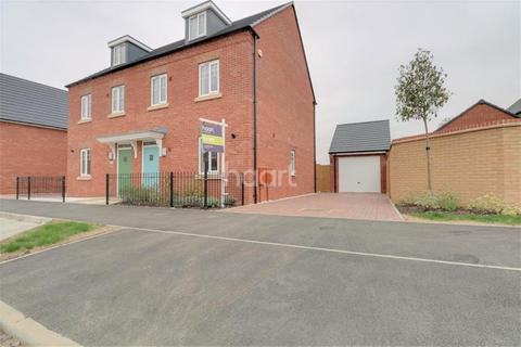 3 bedroom semi-detached house to rent - Blue Funnel Grange, Brooklands