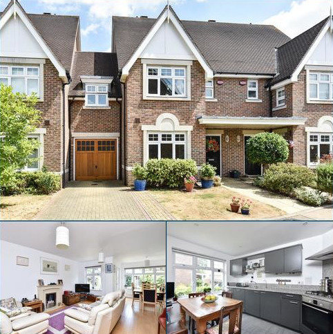 4 bedroom terraced house for sale - Sibley Close, Bromley
