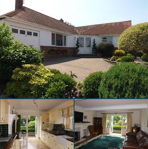 2 bedroom detached bungalow for sale - 7 Second Avenue, BEXHILL-ON-SEA, East Sussex