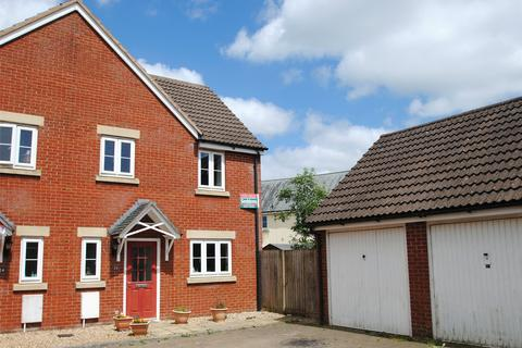 3 bedroom semi-detached house for sale - Cannington Road, Witheridge