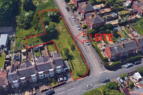 Land for sale - Emmerson Road and Baycliffe Road, Weymouth,