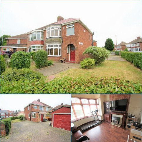3 bedroom semi-detached house for sale - Langley Avenue, Thornaby, Stockton-on-Tees, TS17 7HE