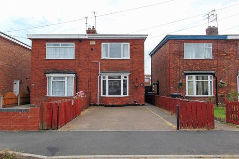 2 bedroom semi-detached house for sale - Ledbury Road, Priory Road, Hull, HU5 5SJ
