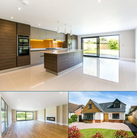 5 bedroom detached house to rent - Bovingdon Green, Marlow, Buckinghamshire, SL7