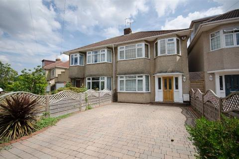 3 bedroom semi-detached house for sale - Wedgewood Road, Downend, Bristol, BS16 6LT