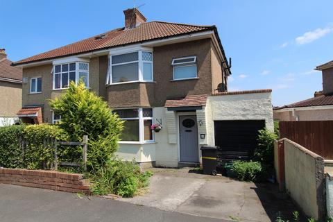 3 bedroom semi-detached house for sale - Woodleigh Gardens , Whitchurch, Bristol