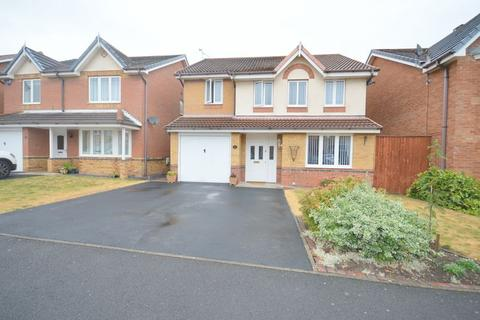4 bedroom detached house for sale - Bermondsey Grove, Widnes