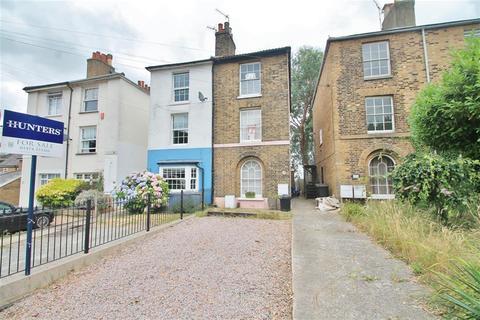 3 bedroom semi-detached house for sale - South Hill Road, Gravesend, DA12 1LA