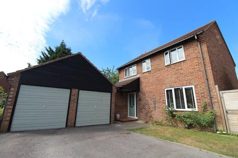 4 bedroom detached house for sale - Althorpe Drive, Anchorage Park