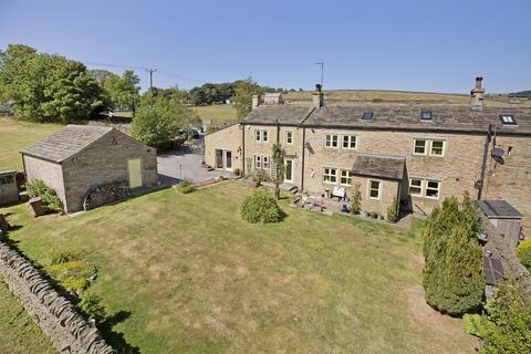 4 bedroom semi-detached house for sale - Weasel Green Farmhouse, Cononley
