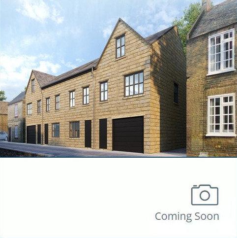 3 bedroom townhouse for sale - Bridge Mews, Skipton