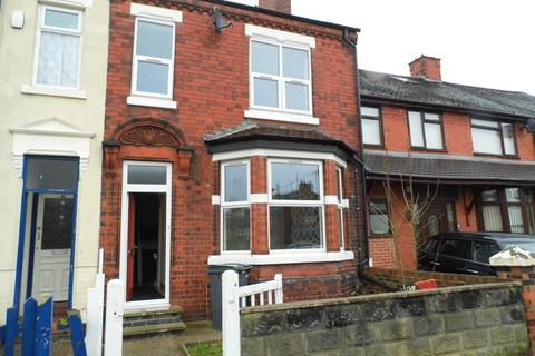 4 bedroom terraced house to rent - Cauldon Road, Shelton, Stoke-On-Trent