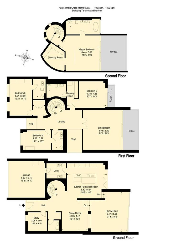 Floorplan: 3 A Elms Avenue Lilliput.jpg