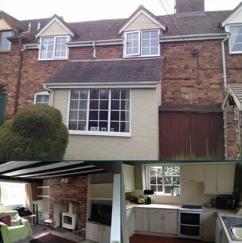 2 bedroom terraced house to rent - Knowbury Cottages, Knowbury, Ludlow