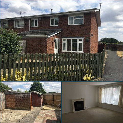3 bedroom end of terrace house to rent - Corbett Close, Shrewsbury
