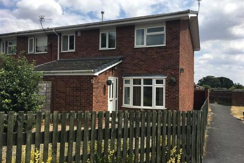 3 bedroom end of terrace house to rent - Corbett Close, Shrewsbury