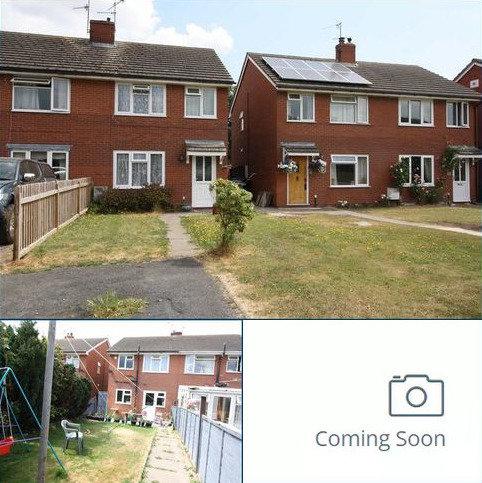 3 bedroom semi-detached house to rent - Newington Way, Craven Arms