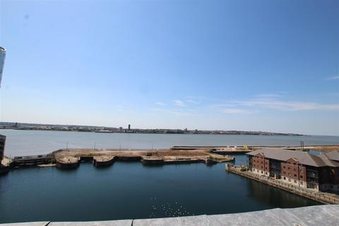 2 bedroom penthouse for sale - Waterside, William Jessop Way, Liverpool, L3 1DF