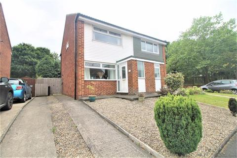 2 bedroom semi-detached house for sale - Brindle Close, Marton-In-Cleveland, Middlesbrough