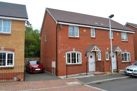 3 bedroom semi-detached house for sale - Bryn Derwen, Sketty, Swansea