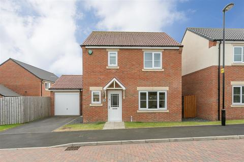 3 bedroom detached house for sale - Havannah Drive, Wideopen, Newcastle upon Tyne