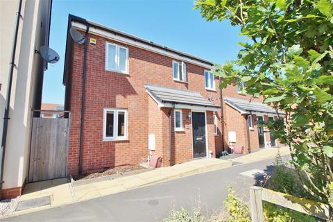 3 bedroom end of terrace house for sale - Astoria Drive, Bannerbrook Park, Coventry