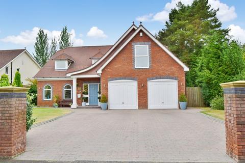 4 bedroom detached house for sale - Kingswood Drive, Darras Hall, Newcastle upon Tyne, NE20
