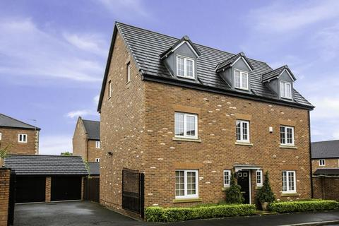 5 bedroom detached house for sale - Bolbury Crescent, Agecroft Hall, Swinton, Manchester