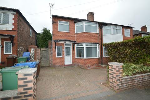 4 bedroom semi-detached house to rent - Albert Avenue, Prestwich, Manchester, M25