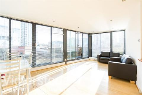 1 bedroom penthouse to rent - Thrawl Street, Shoreditch, London