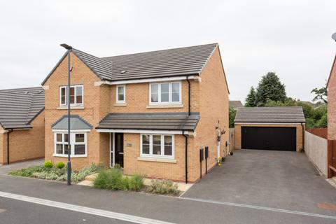 4 bedroom detached house for sale - Privet Drive, Thorpe Willoughby, Selby