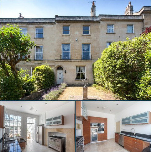 3 bedroom terraced house for sale - Beaufort West, Bath, Somerset, BA1