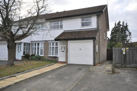 3 bedroom semi-detached house for sale - Oak Drive, Woodley, Reading, RG5 4BA