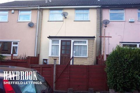 2 bedroom terraced house to rent - Carrville Road,Wadsley Bridge  S6
