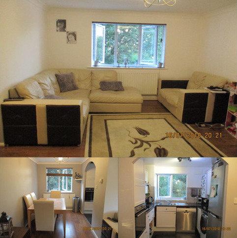 2 bedroom flat to rent - edmonton, london N9