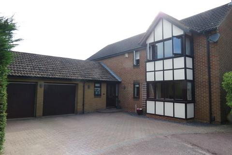 4 bedroom detached house for sale - Hawksnest, East Hunsbury, Northampton, NN4