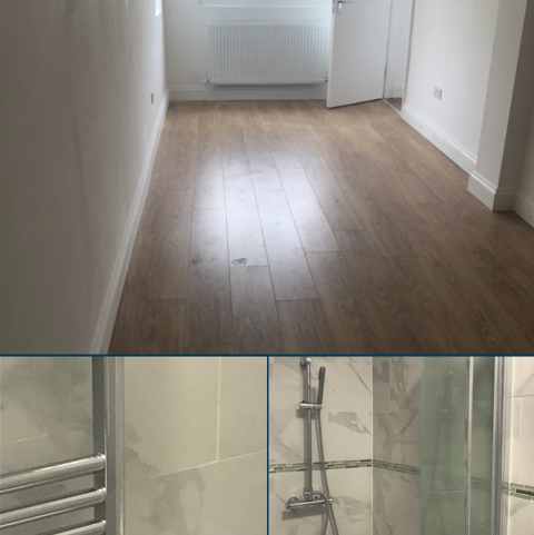 Studio to rent - Shirley Gardens , Barking IG1