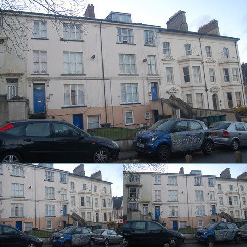 Studio to rent - CLIFTON PLACE, NEWPORT NP20