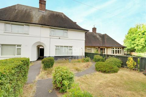 3 bedroom semi-detached house for sale - Sutton Passeys Crescent, Wollaton