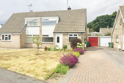 3 bedroom semi-detached bungalow for sale - The Paddock, York
