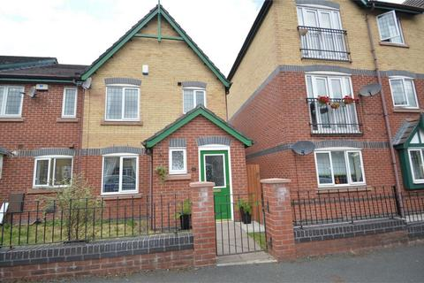 3 bedroom end of terrace house to rent - Beamsley Drive, MANCHESTER