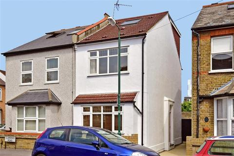 3 bedroom semi-detached house for sale - Clarence Road, Sutton, Surrey