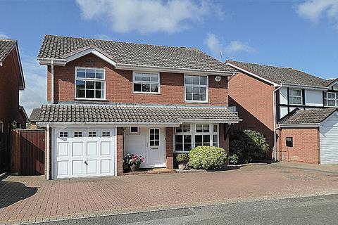 4 bedroom detached house for sale - Peppercorn Way, East Hunsbury, Northampton, NN4