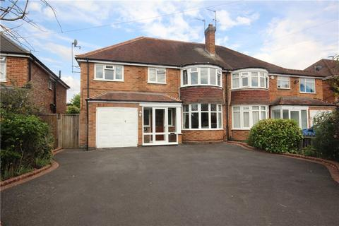 5 bedroom semi-detached house for sale - Wellington Grove, Solihull, West Midlands, B91
