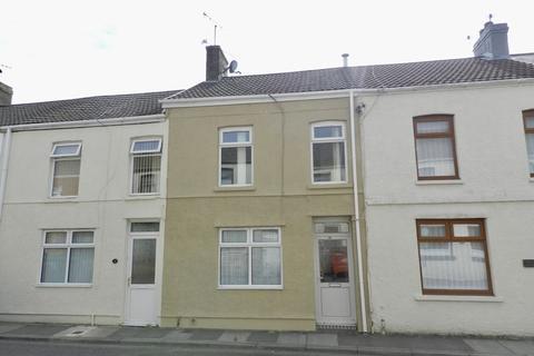 2 bedroom terraced house to rent - Bridgend Road Aberkenfig CF32 9BG