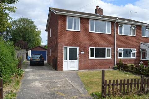 3 bedroom semi-detached house for sale - Lime Crescent, Waddington