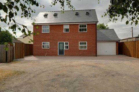 4 bedroom detached house for sale - Blue Rock Crescent, Bream, Lydney