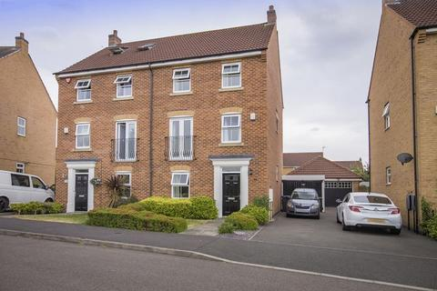 4 bedroom semi-detached house for sale - CORDELIA WAY, CHELLASTON