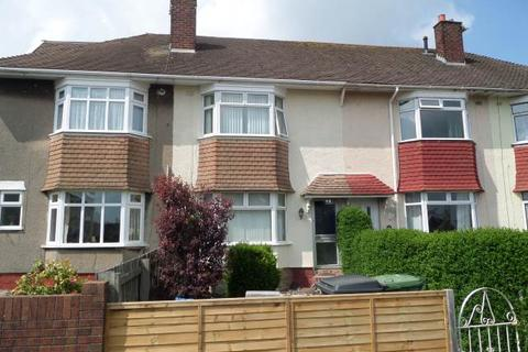 2 bedroom terraced house to rent - Branksome Drive, Filton, Bristol