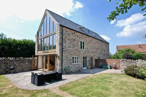3 bedroom barn conversion for sale - Dulcote, Close to Wells